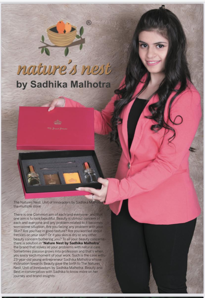 Nature's Nest by SadHika Malhotra