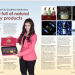 Natures Nest featured in the Travel With Style Magazine