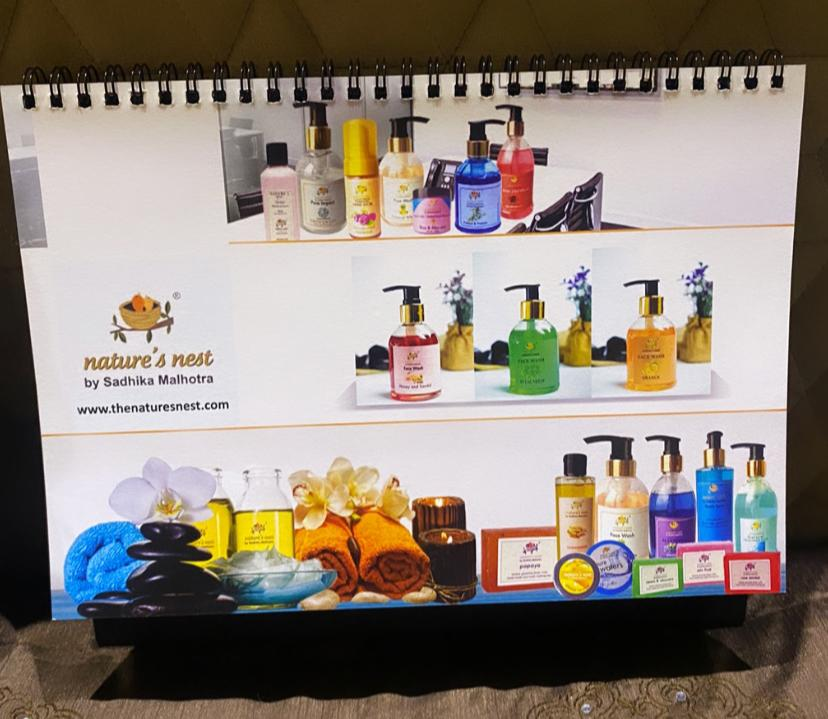 PRODUCTS ON CALENDAR 2021